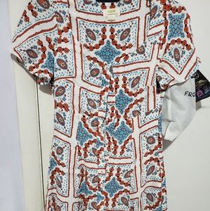 Maeve dress with pockets